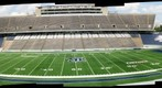 Rice Football Stadium: Coach David Bailiff and Rice Player&#39;s Field of Combat
