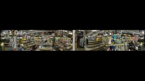 Hardware everywhere! Dubben Bros. Hardware, 90 Main Street, Delhi, NY.  360 interior gigapan