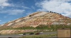 I-70 Geological point of interest