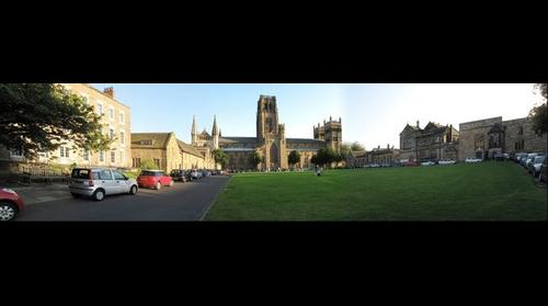 Durham Cathedral on a Summer Evening