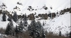 Snowmass Cliff Wall Shot with Panasonic DMC-FZ50 on Gigapan Beta Mount at full zoom
