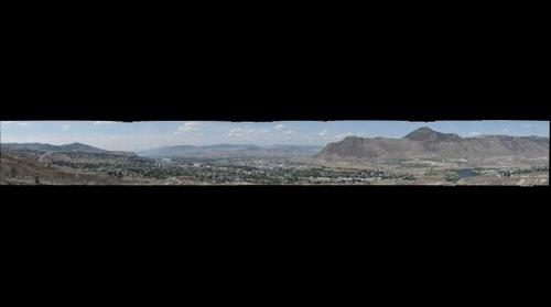 Kamloops Panorama from Rose Hill