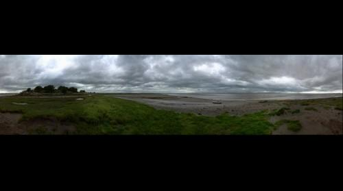 Beach on the Solway