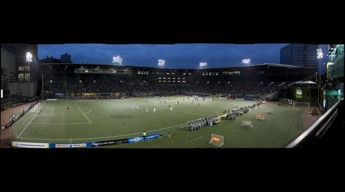 Timbers vs. Whitecaps
