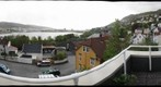 Panorama of Bergen skyline seen from Flen