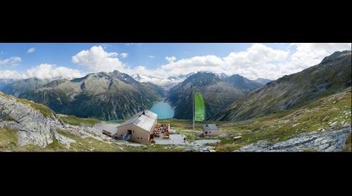 """""""Olperer Hütte"""" - Austrian Alps"""