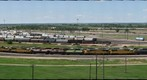 Union Pacific Railroad Bailey Yards at North Platte, Nebraska (West Side)