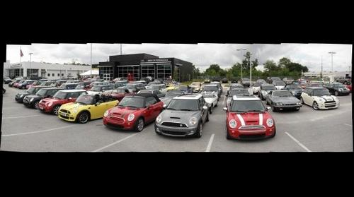 Grand Opening of MINI of Pensacola