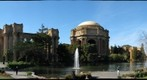 The Palace of Fine Arts, home of the Exploratorium.