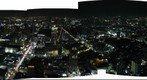 Bangkok by night From Bayiok tower