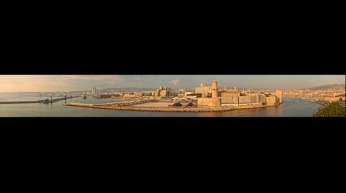 Panoramique du Pharo