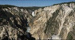 Lower Yellowstone Falls from Artists Point (Morning)