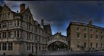 Hertford Bridge aka Bridge of Sighs Oxford England