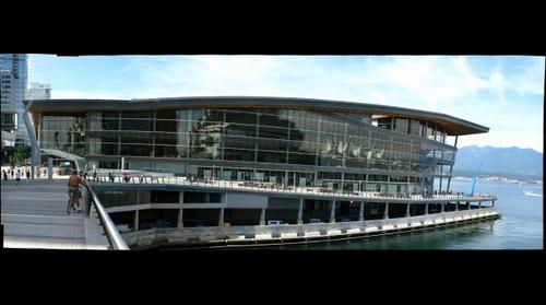 New Vancouver Convention Centre