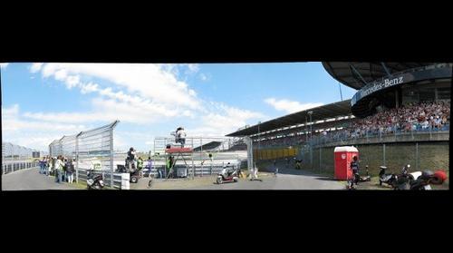 Nuerburgring DTM Race