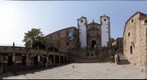 Plaza de san Jorge Caceres, Iglesia de San Francisco Javier, o de la Preciosa Sangre,