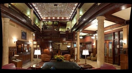 Boulderado lobby