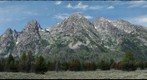 Teton Range - Cascade Canyon Viewpoint