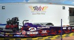 "Greg Sereda's Dragster  ""Gone Plum Crazy"""