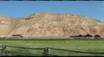 Wind River Formation near Dubois, Wyoming