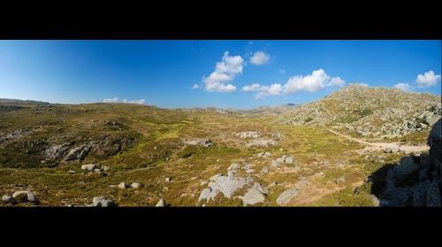 Corse : Plateau du Coscione