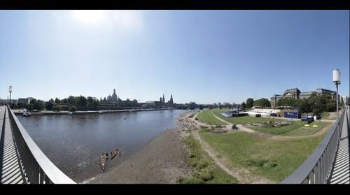 Germany - Dresden an der Elbe