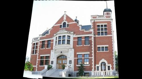 Kamloops Old Courthouse