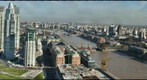 GIGAPIXEL Vista desde un edificio de puerto madero