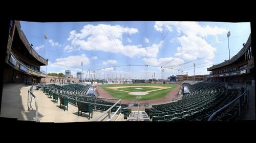 whereRU: Newark Bears Stadium 1