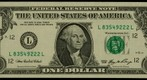 One Dollar Bill (Front), 8.6 Gigapixel Macro Photograph