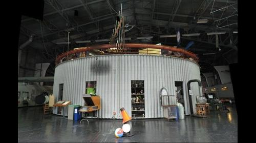 Displays inside Exploratorium