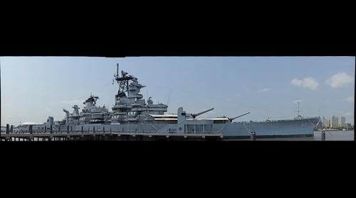 Battleship NJ, Camden NJ
