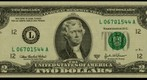 Two Dollar Bill (Front), 8.4 Gigapixel Macro Photograph