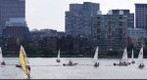 Boston 8 of 8, Charles River Sailing