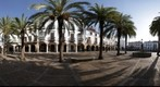 Plaza grande Zafra autopano