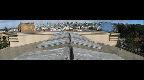 Exploratorium Roof