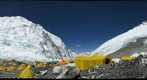Camp II on Mt. Everest