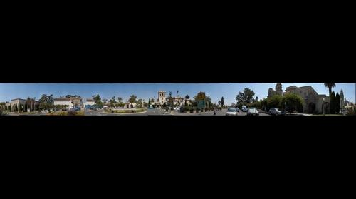 Plaza de Panama, Balboa Park, San Diego
