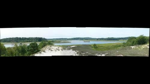 Essex River Dunes and Marsh