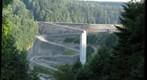 Mud Mountain Dam Viewstand - Downstream