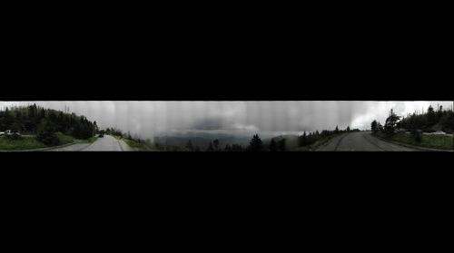Clingman's Dome Overlooik 360