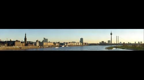 Skyline Dusseldorf