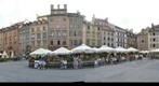 Warsaw old town market square 360 Rynek starego miasta w Warszawie