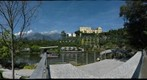 The gardens of Trauttmansdorff castle 360°