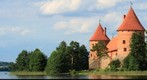 Trakai Castle and Lake