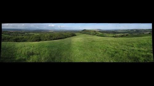 Stonehill Down, Corfe Ridge, Dorset,UK
