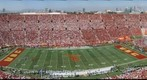 LA Coliseum During Game