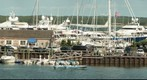 Sag Harbor NY Long Warf Labor Day Weekend