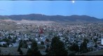 Butte Montana from Big Butte