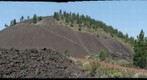 Lava Butte Cinder Cone and A Flow